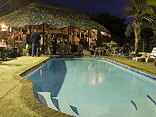 Bottom pool at the Lapa -